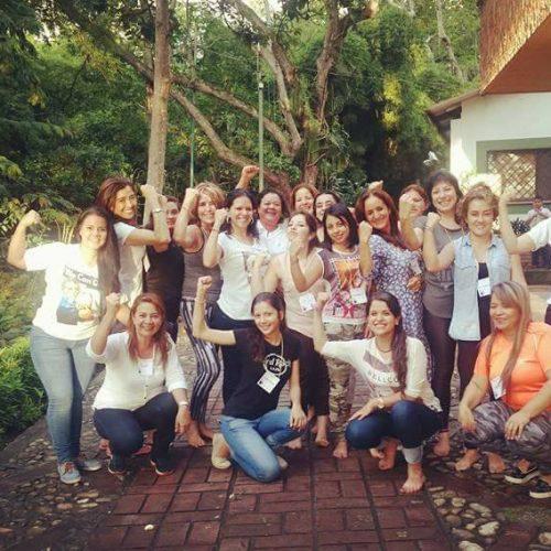 30 mujeres de Bucaramanga disfrutaron del Taller Entre mujeres.