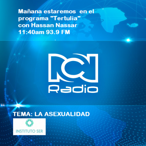 Mañana en RCN Radio hablaremos de Asexualidad